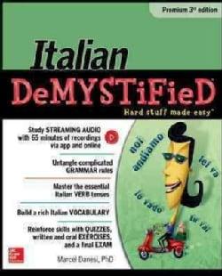Italian Demystified + Online (Paperback)