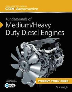 Fundamentals of Medium/Heavy Duty Diesel Engines Student Workbook (Paperback)