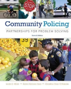 Community Policing: Partnerships for Problem Solving (Hardcover)