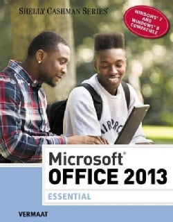 Microsoft Office 2013: Essential (Paperback)