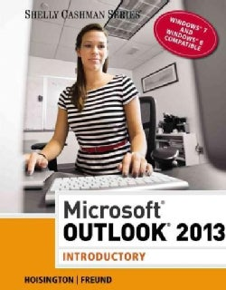 Microsoft Outlook 2013: Introductory (Paperback)