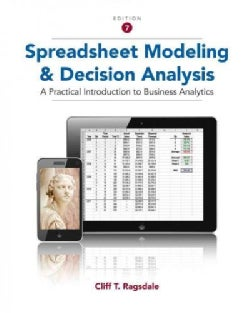 Spreadsheet Modeling & Decision Analysis + Risk Solver Platform and Essential Textbook Resources Printed Access Card: A Pract...