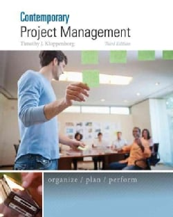Comtemporary Project Management: Organize/ Plan/ Perform (Hardcover)