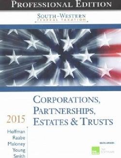 Corporations, Partnerships, Estates & Trusts 2015