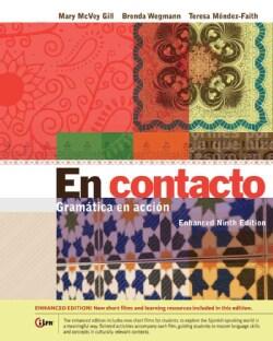 En contacto: Gramatica en accion (Paperback)