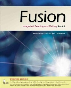 Fusion Book 2: Integrated Reading and Writing (Paperback)