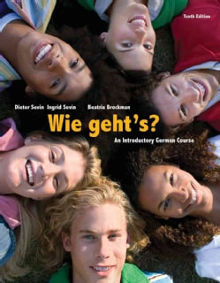Wie Geht's?: An Introductory German Course (Hardcover)