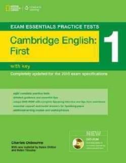 Cambridge English First (FCE) Exam Essential Practice Tests 1