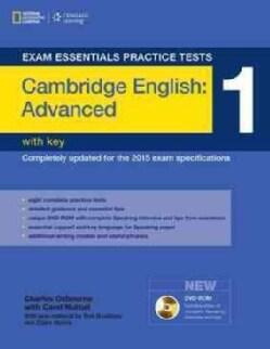 Cambridge English: Advanced (CAE) 1: With Key
