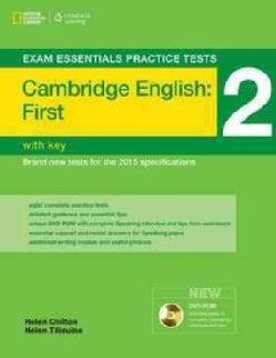 Cambridge English: First (FCE): With Key
