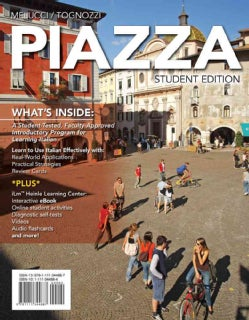 Piazza + Sam and Ilrn Heinle Learning Center Printed Access Card
