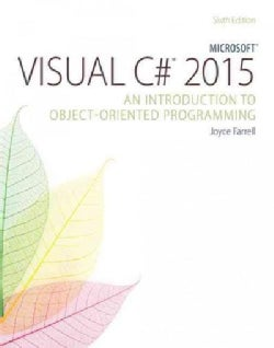 Microsoft Visual C# 2015: An Introduction to Object-Oriented Programming (Paperback)