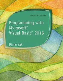 Programming With Microsoft Visual Basic 2015 (Paperback)