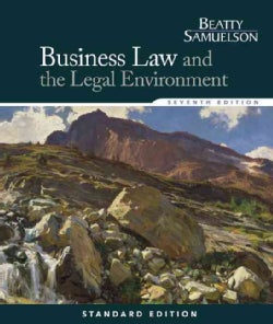 Business Law and the Legal Environment: Standard Edition (Hardcover)