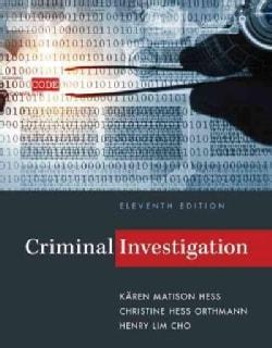 Criminal Investigation (Hardcover)