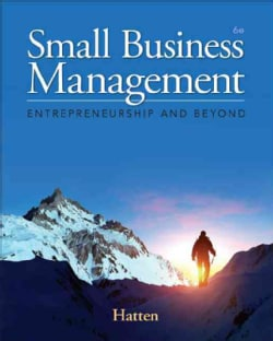 Small Business Management: Entrepreneurship and Beyond (Hardcover)