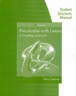 Precalculus with Limits: A Graphing Approach: Texas Edition (Paperback)