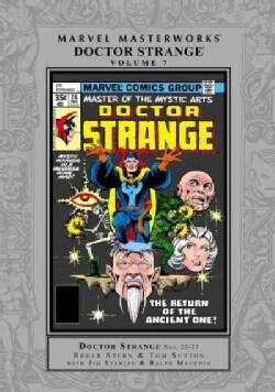 Marvel Masterworks: Doctor Strange 7 (Hardcover)