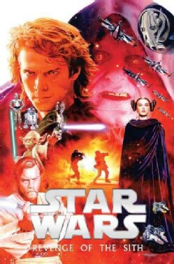 Star Wars: Episode Iii: Revenge of the Sith (Hardcover)