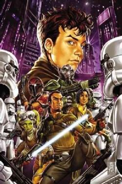 Star Wars Kanan Omnibus (Hardcover)