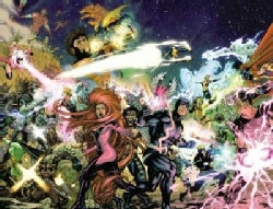Inhumans / X-men Omnibus: War of Kings Omnibus (Hardcover)