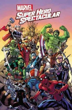 Marvel Super Hero Spectacular (Paperback)