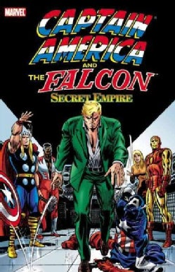Captain America & The Falcon: Secret Empire (Paperback)
