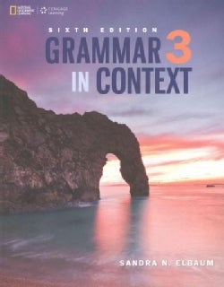 Grammar in Context 3 (Paperback)