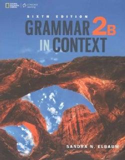 Grammar in Context 2B (Paperback)