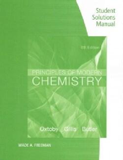 Principles of Modern Chemistry (Paperback)
