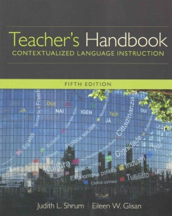 Teacher's Handbook: Contextualized Language Instruction (Paperback)