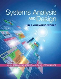 Systems Analysis and Design in a Changing World (Hardcover)