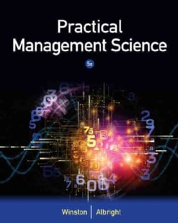 Practical Management Science (Hardcover)