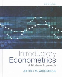 Introductory Econometrics: A Modern Approach (Hardcover)