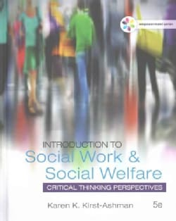 Introduction to Social Work & Social Welfare: Critical Thinking Perspectives (Hardcover)