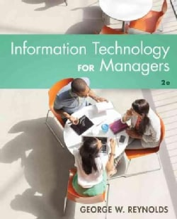 Information Technology for Managers (Paperback)