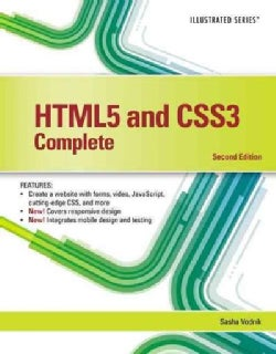 HTML5 and CSS3: Complete (Paperback)