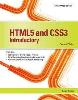 Html5 and Css3: Introductory (Paperback)