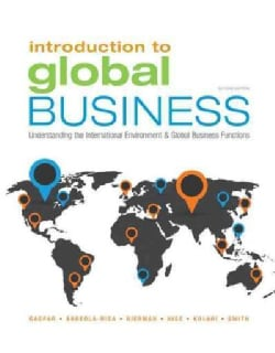 Introduction to Global Business: Understanding the International Environment and Global Business Functions (Paperback)