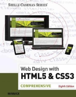 Web Design With HTML & CSS3: Comprehensive (Paperback)