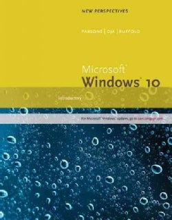 New Perspectives Microsoft Windows 10: Introductory (Paperback)