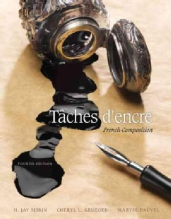 Taches Dencre: French Composition (Paperback)