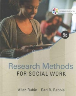 Research Methods for Social Work (Hardcover)