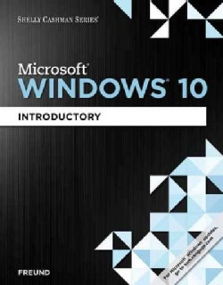Microsoft Windows 10: Introductory (Paperback)