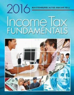 Income Tax Fundamentals 2016: Includes H&R Block Tax Software