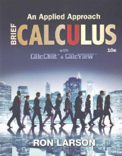 Calculus: An Applied Approach (Hardcover)