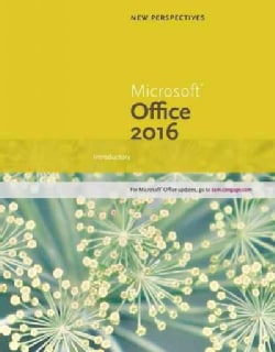 New Perspectives Microsoft Office 365 & Office 2016: Introductory (Paperback)