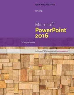 New Perspectives Microsoft Office 365 & Powerpoint 2016: Comprehensive (Paperback)