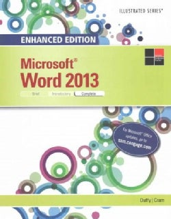 Enhanced Microsoft Word 2013: Complete