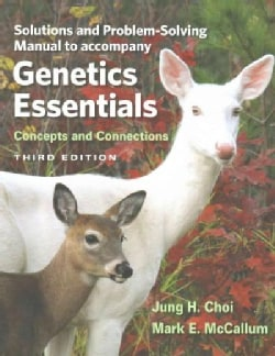 Genetic Essentials: Concepts and Connections (Paperback)